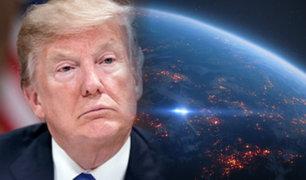 """EEUU: Donald Trump ordena al Pentágono crear """"Comando Espacial"""""""