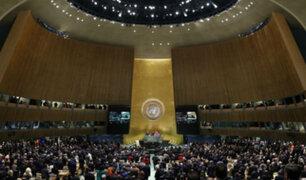 EEUU: ONU confirma respaldo al Pacto Mundial sobre migración