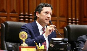 Salaverry convocará a Junta de Portavoces para recomposición de comisiones