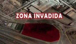 Denuncian que mafias invaden casas en La Molina