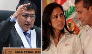 Poder Judicial rechaza tutela de derechos interpuesta por Humala y Heredia