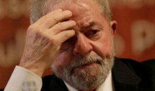 Brasil: condenan a Lula a otros 12 años de prisión