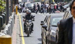Pese a accidentes aumenta el número de motociclistas en Lima