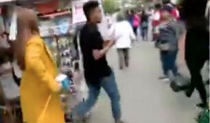 Honduras: roban celular a reportera mientras realizaba transmisión en vivo