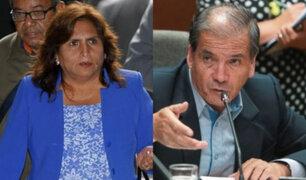 Congreso: reacciones por rechazo a levantamiento de inmunidad a congresistas Ananculí y Rozas