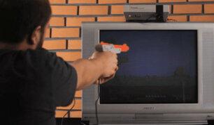 Cayó sujeto que asaltó banco con una pistola de Nintendo en México