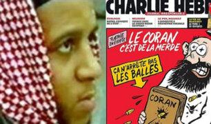Francia: arrestan a presunto autor de atentado contra Charlie Hebdo