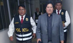 """Ratifican prisión preventiva para Edwin Oviedo por """"Los Wachiturros de Tumán"""""""
