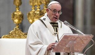 Papa Francisco anunció que la Iglesia no encubrirá más casos de abuso sexual