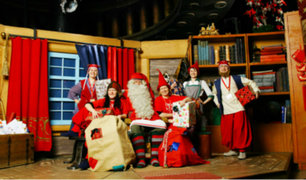 Finlandia: Villa de Papá Noel recibe miles de visitas previo a la Navidad