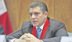 Fiscal Rafael Vela exige pronunciamiento de respaldo a titular de Ministerio Público