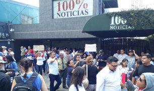 Nicaragua: allanan canal de televisión y detienen a su director