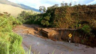 Cusco: habilitarán puente provisional en zona afectada por huaicos
