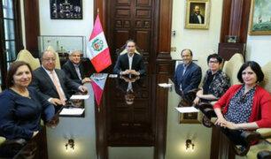 Ejecutivo crea Comisión de Alto Nivel para Reforma Política