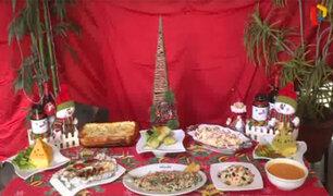 Cena navideña: novedosas alternativas a base de pescado