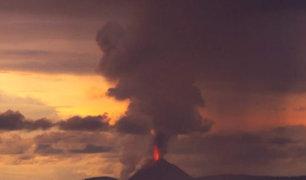 ¿Cómo se generó un tsunami sin que haya un terremoto en las costas de Indonesia?