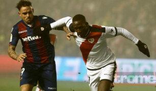 Revelan interés de dos clubes top españoles por el 'bolt' peruano