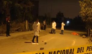 SMP: asesinan a taxista que se habría resistido al robo de su vehículo