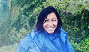 Nathaly Salazar: turista lleva más de un año desaparecida en Cusco