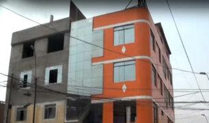 Huaycán: mujer denuncia a inquilinos por causar destrozos en su propiedad