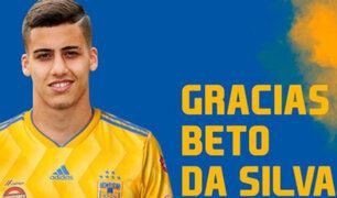 Beto da Silva jugará en los Lobos BUAP por todo el 2019