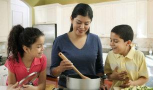 ¿Cómo cuidar a los niños de los excesos de fin de año?