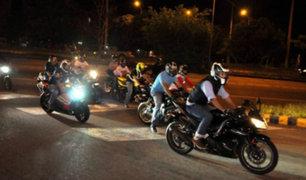 Piques ilegales: motociclista que causó la muerte de un vendedor podría afrontar prisión efectiva