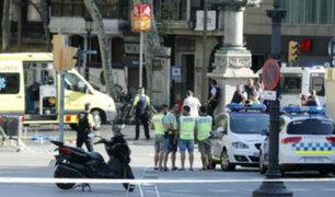 España: alerta por posibles atentados en fiestas de fin de año
