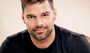 Ricky Martin festejó su cumpleaños en compañía de sus gemelos y esposo