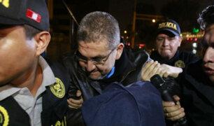 Implican a cinco jueces del Callao en la red criminal 'Los Cuellos Blancos del Puerto'