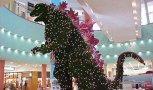 Conoce los árboles de Navidad más raros del mundo