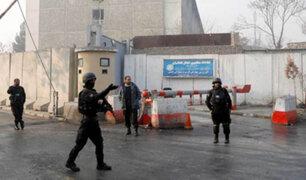 Ataque terrorista deja al menos 43 muertos en Afganistán