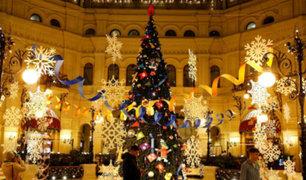 Así se celebró la Navidad en el mundo