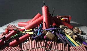 Continúan casos de negligencia sobre uso de pirotécnicos pese a campañas preventivas