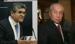 José Domingo Pérez: Espero que la JNJ destituya a Chávarry como fiscal supremo