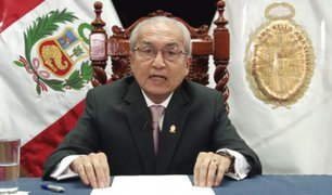 Siguen los pedidos de renuncia contra Pedro Chávarry