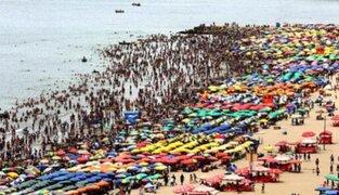 Digesa: solo 12 playas fueron considerada aptas para recibir bañistas