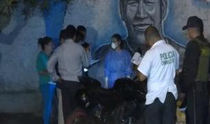 La Perla: sujeto fue acribillado de 37 disparos