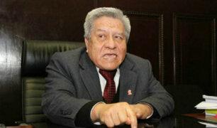"Jefe de OCMA sostiene que se ""exageran"" observaciones a Fiscal Chávarry"