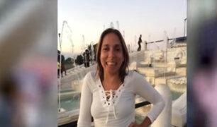 Cusco: padre de Carla Valpeoz solicita intensificar búsqueda de su hija