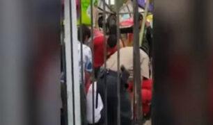 Chorrillos: niña queda inconsciente tras caer de juego mecánicos
