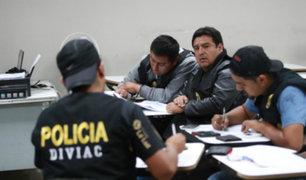 "Áncash: desarticulan banda ""Los Intocables de Chimbote"" tras megaoperativo"