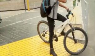MTC transfiere casi S/25 millones a MML para integrar uso de ciclovías con transporte urbano