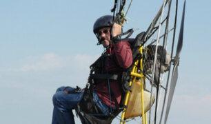 Chorrillos: reconozca los elementos de seguridad para tomar el servicio de parapentes