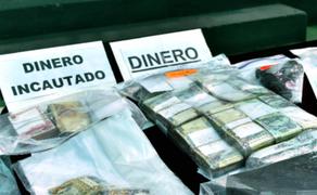 """""""Correcaminos del Sur"""": hallan más de S/450 mil durante megaoperativo contra red criminal"""