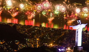 Brasil: Río de Janeiro espera 2,7 millones de personas para la fiesta de Año Nuevo