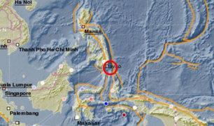 VIDEOS: así se vivió el violento terremoto que azotó Filipinas