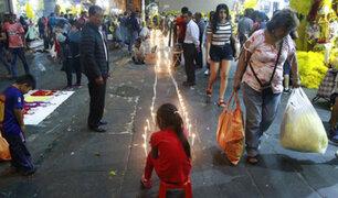Mesa Redonda: realizaron vigilia a 17 años del trágico incendio