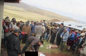 Puno: al menos 12 campesinos murieron tras caída de rayos durante temporada de lluvia
