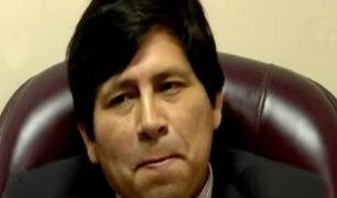 """Abel Concha asegura en audio que """"errores"""" habrían favorecido a Toledo"""